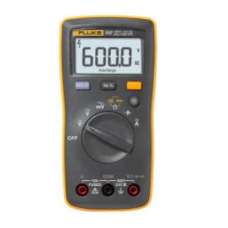 Digital-Multimeter-FLUKE-107-Palm-sized-Fluke