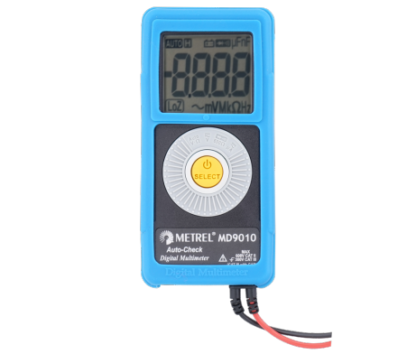 Digital Multimeter, MD 9010, Metrel
