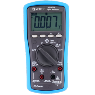Digital-Multimeter-MD-9016-Metrel