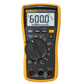 Fluke-117-Electricians-Multimeter-with-Non-Contact-Voltage
